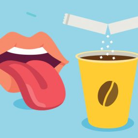 Nízkokalorické sladidlá v nápojoch