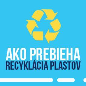 Ako prebieha recyklácia plastov